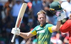 AB de Villiers to be back in the fourth ODI against India