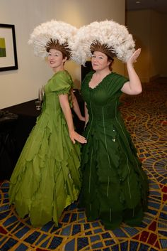 #DragonCon 2014 - photo by #BrianMarchman #Flower Costume