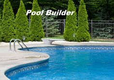 Do you have a perfect spot in your backyard for a beautiful pool? Well, we, at MPD Custom Pools LLC, can certainly fill that space for you! Our professional swimming pool builders in Farmington, MI are looking forward to working with you! Salt Water Pool Maintenance, Pool Cost, Pool Contractors, Pool Sizes, Pool Service, Pool Installation, Salt And Water, Salt Water Pools, Salt