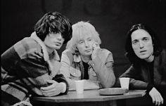 Jonny, Thom, Colin