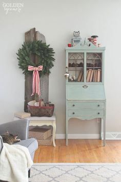 Vintage Living-Hot Trends in Holiday Decor