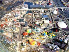 Expo '70, Osaka | Masterplan byKenzo Tange and Associates