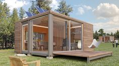 Advantages of cargo container homes