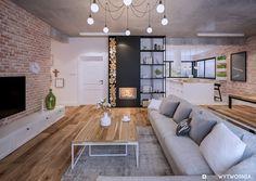 Living Room Interior, Home Living Room, Living Room Designs, Luxury Homes Interior, Home Interior Design, Casa Loft, Home Structure, Living Vintage, Rustic Home Interiors