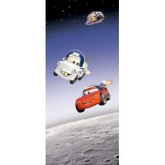 Pixar Verdák álló poszter (90 x 202 cm) Auto Poster, Flash Mcqueen, Decoration, Spaceship, Sci Fi, Pixar, Collection, La Reverie, Poster Mural