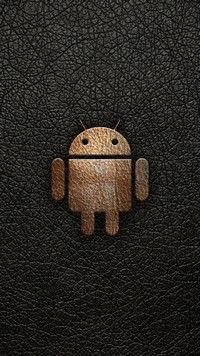 LG G2 Wallpapers - Leather on Leather Android wallpapers