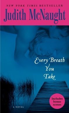 Every Breath You Take by Judith McNaught Book Review-4 out of 5 stars