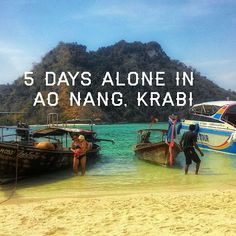 My 2nd attempt ofsolo travelling. A simple low-budgeted and a short trip.Nevermind if I missed some important attractions as plenty of memories that i could keep to myself.Here are some highlights during one of my solo travels. (Link In Bio)  #thesingaporeanbackpacker #5days #alone #aonang #krabi #travel #blog #travelblog #singaporean #backpacker by syahrulspreyzz