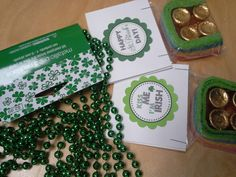 St. Patrick's Day party gifts