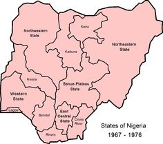 27 Best Nigerian Maps and Statistics images