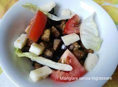 Insalata+di+melanzane+arrostite+per+l'estate