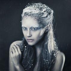 Elena Alferova - Dark #snow queen