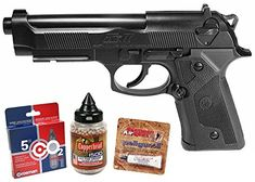 Beretta Elite II Pro Bundle BB Pistol air pistol * You can get additional details at the image link. (This is an affiliate link) Paintball Guns, Airsoft Guns, Toy Cars For Kids, Survival Weapons, Oddly Satisfying Videos, Barbie Toys, Air Rifle, Rifle Scope, Guns And Ammo