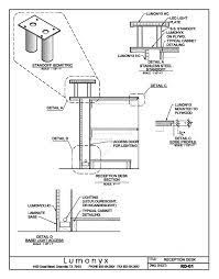 image result for bar counter detail drawing bar counter