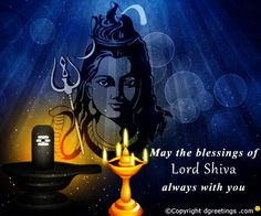 Dgreetings -Send this beautiful card to everyone on this pious day. Lord Shiva, Festivals, Shiva