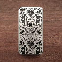 LOVE!!!! (8) Fab.com | Artful iPhone 4/4S Covers