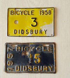 plaque maill e v lo moto brabant 1932 immatriculation ancien fietsplaatjes. Black Bedroom Furniture Sets. Home Design Ideas