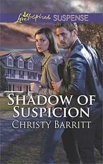 C Jane Read     : Shadow of Suspicion by Christy Barritt