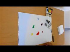 Yağlı Boya Ana Renkler - YouTube Color Mixing, Make It Yourself, Youtube, Blog, Blogging, Youtubers, Youtube Movies