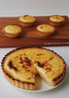 hokkaido bake cheese tart