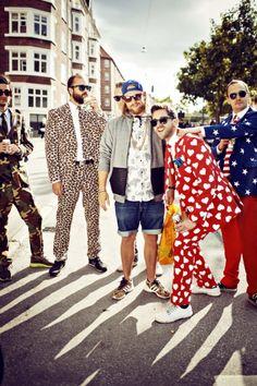 Streetlooks Copenhagen: Distorted Youth || Streetstyle Inspiration for Men! #WORMLAND Men's Fashion