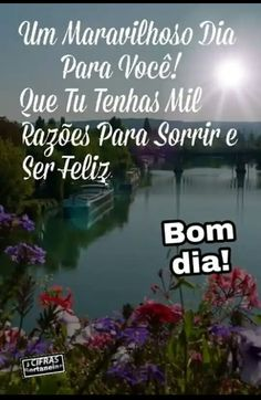 Day, Namaste, Grande, Portugal, Good Morning Photos, Good Morning Images, Blue, Flowers, Quote