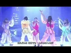 Sailor Moon Crystal ☆ Op FULL live ★ Momoiro Clover Z ╬ MOON PRIDE ● LIVE IN MUSIC FAIR - YouTube