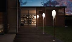 KUNDALINI    Modern minimalist outdoor lamp