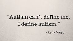 Read and share these autism quotes to help spread awareness Different Types Of Autism, Living With Autism, Autism Quotes, Autism Speaks, Aspergers, Autism Awareness, Quotations, Inspirational Quotes