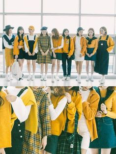 Korean Fashion Similar Look - Fashion Korean Fashion Trends, Korean Street Fashion, Korea Fashion, Asian Fashion, Look Fashion, Daily Fashion, Girl Fashion, Fashion Outfits, Womens Fashion