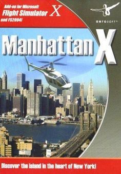 Scenery Manhattan for FSX - Windows