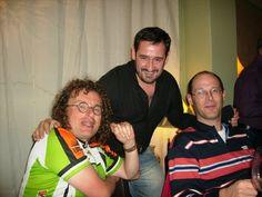 Thomas Kritchel, Julio Alonso, Marc Klaviez II ELIS Meeting, Valencia 2007
