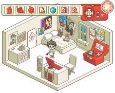 Jane Crocker - alpha kids pixel rooms homestuck