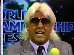 Best Promos - Ric Flair makes them pay the price...