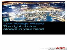 Low Voltage Wizard  Android App - playslack.com ,  Low Voltage Wizard is an APP to easily select products for low voltage installations in few simple steps wherever you are. Low Voltage Wizard helps you to select ABB codes among the following product ranges:- S 200 Miniature Circuit Breakers- EQ Energy Meters- E 90 DIN-Rail fuse holders and E 9F cylindrical fuses- OVR Surge Protective Devices- CT current transformers for measuring system- Power transformers- OT DC switch disconnectors for…