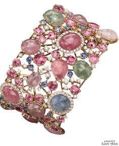 Cellini Pastel Sapphire Bracelet
