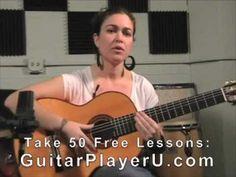 Marcelo Berestovoy: Basic Rumba Flamenco Strum Guitar Lesson - YouTube