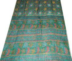 Trims Impartial Vintage Sari Border Antique Hand Embroidered Indian Trim Sewing Orange Lace Crafts