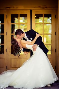 Romantic Wedding Photo Ideas ❤ See more: http://www.weddingforward.com/romantic-wedding/ #weddings