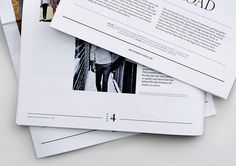 Red Fleece Editorial Newspaper on Behance