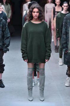Photos of the full Kanye West x adidas collaboration.