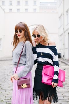 Ways to Wear a Woolly Sweater - Belle & Bunty Blog  sweater weather, style, fashion, bloggers, London, Fall, wool, sustainability, statement, autumn, styling, handbags
