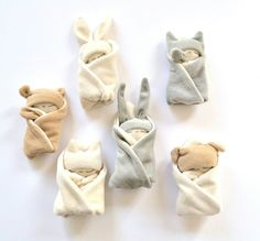 Baby gift Baby toy with comforter choose от WillingBarkisBaby Homemade Dolls, Games For Toddlers, Tiny Dolls, Montessori Toys, Freundlich, Softies, Handmade Toys, Small Gifts, Baby Toys