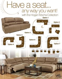 Cybertrack Chocolate Power Reclining Sectional by Signature
