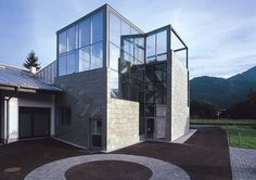 Porsche Design Studio Zell am See Austria
