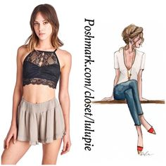 ✳️SALE✳️ Taupe Ruffle Shorts Must have item for the summer! These cute taupe ruffle shorts go with everything. Pair them with a tee, crop top, or tank top. Shell 100% Rayon. Lining 100% Poly | Model wearing small April Spirit Shorts