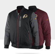 Nike Defender (NFL Redskins) Men's Reversible Jacket