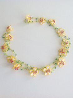 oya, necklace