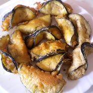 empanadillas de berenjena
