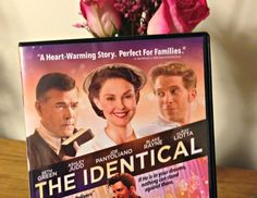 Marty and I chose The Identical DVD for our movie date night. If you're looking for a family friendly movie that makes a great date night choice, read on.